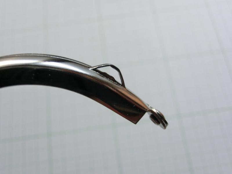 画像3: 【口金】6.5cmくし型・銀(小銭入れ・チビぷっくり)
