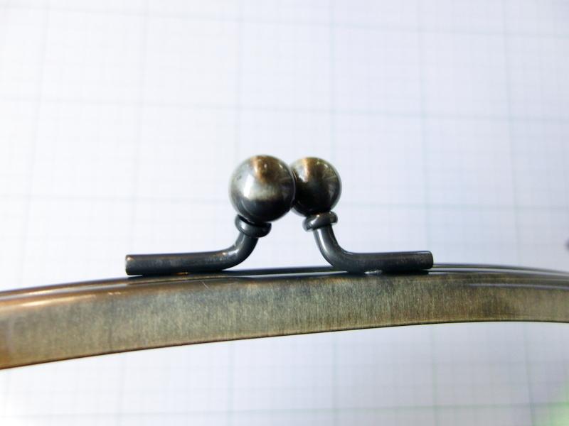 画像3: 【口金】17センチくし型・AG