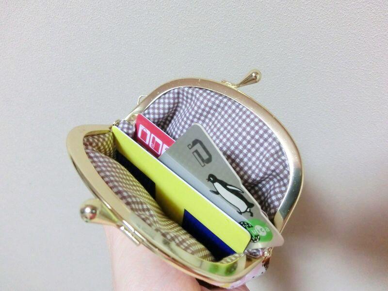 画像4: 【型紙&レシピと口金のセット】 10cm版ペッタンコがま口・大&小セット (口金・銀)