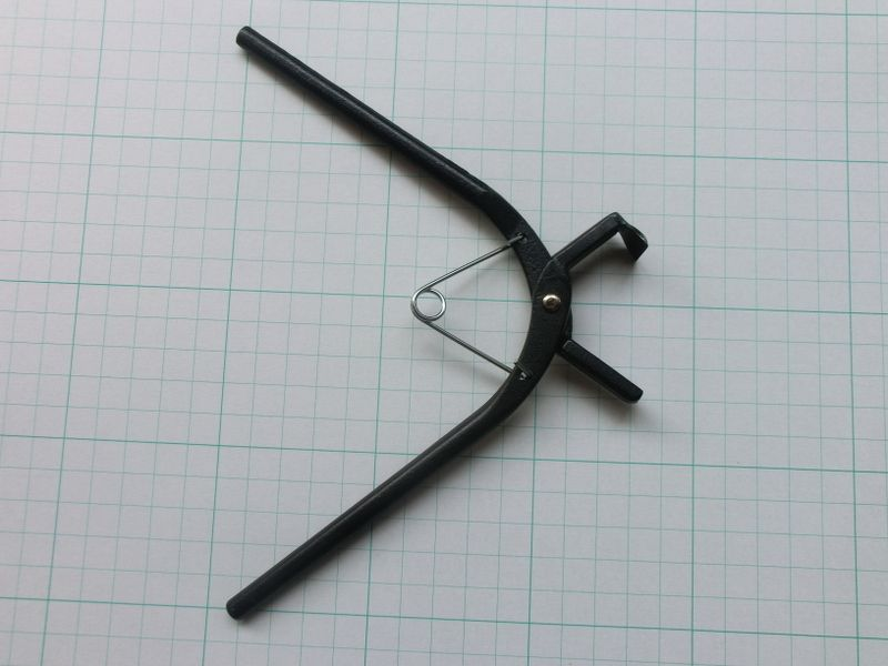 画像2: 【がま口専用工具】ジャッキ