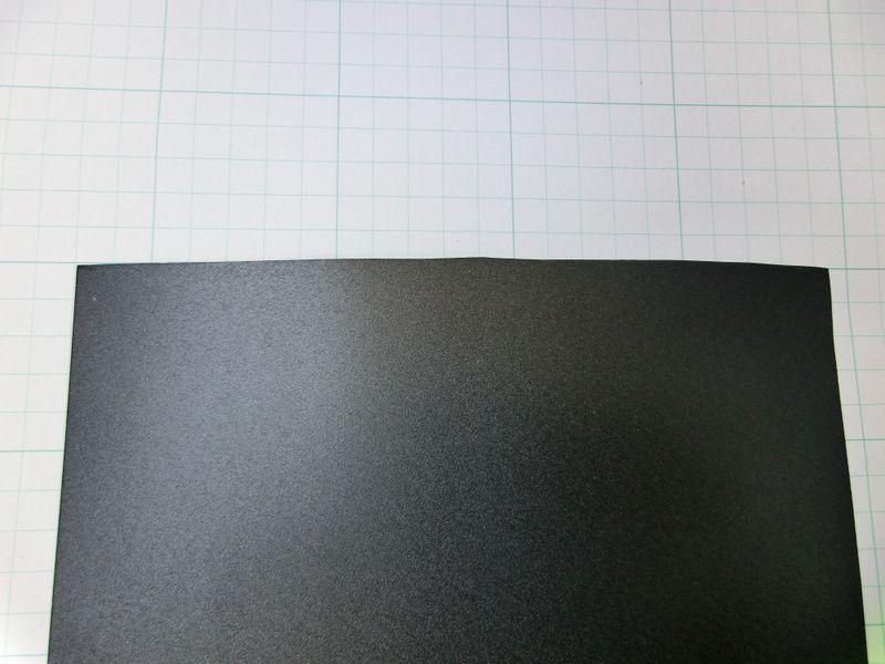 画像1: 印鑑ケース用・ベルポーレン0.5ミリ厚・A4