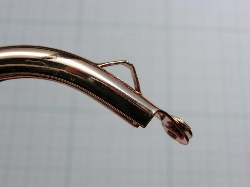 画像3: 【口金】6.5cmくし型・金(小銭入れ・チビぷっくり)