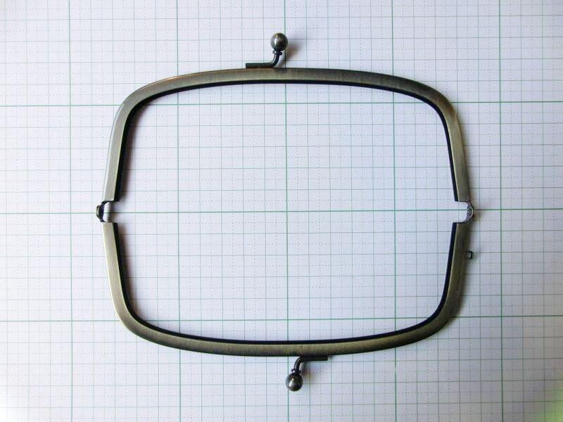 画像2: 【口金】17センチくし型・AG