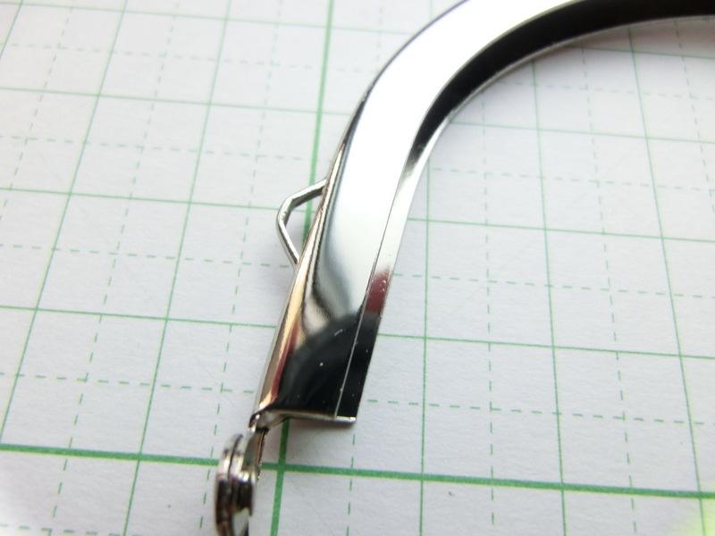 画像3: 【口金】10くし型・銀