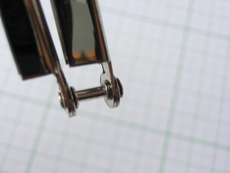 画像5: 【口金】カン付20.4cm碁石・親子がま・銀