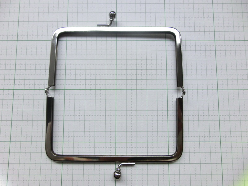 画像2: 【口金】13角型・銀
