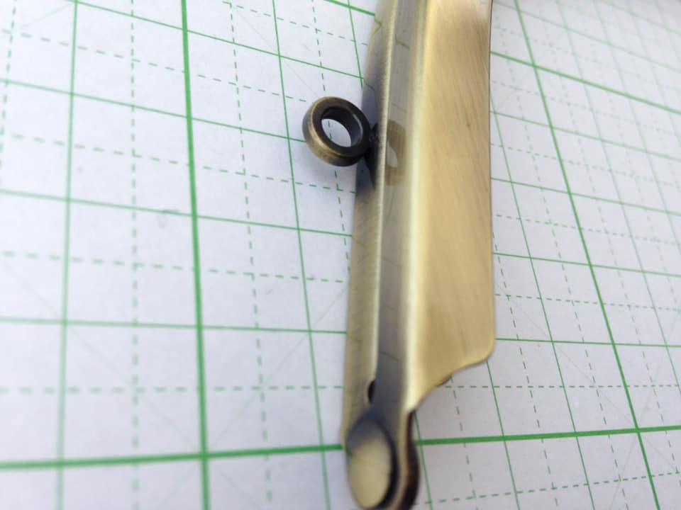画像4: 【口金】24cm大玉・くし型バック用